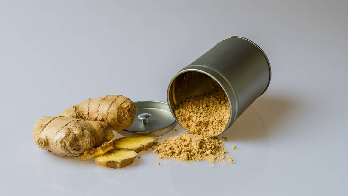 The Many Health Benefits Of Ginger Water