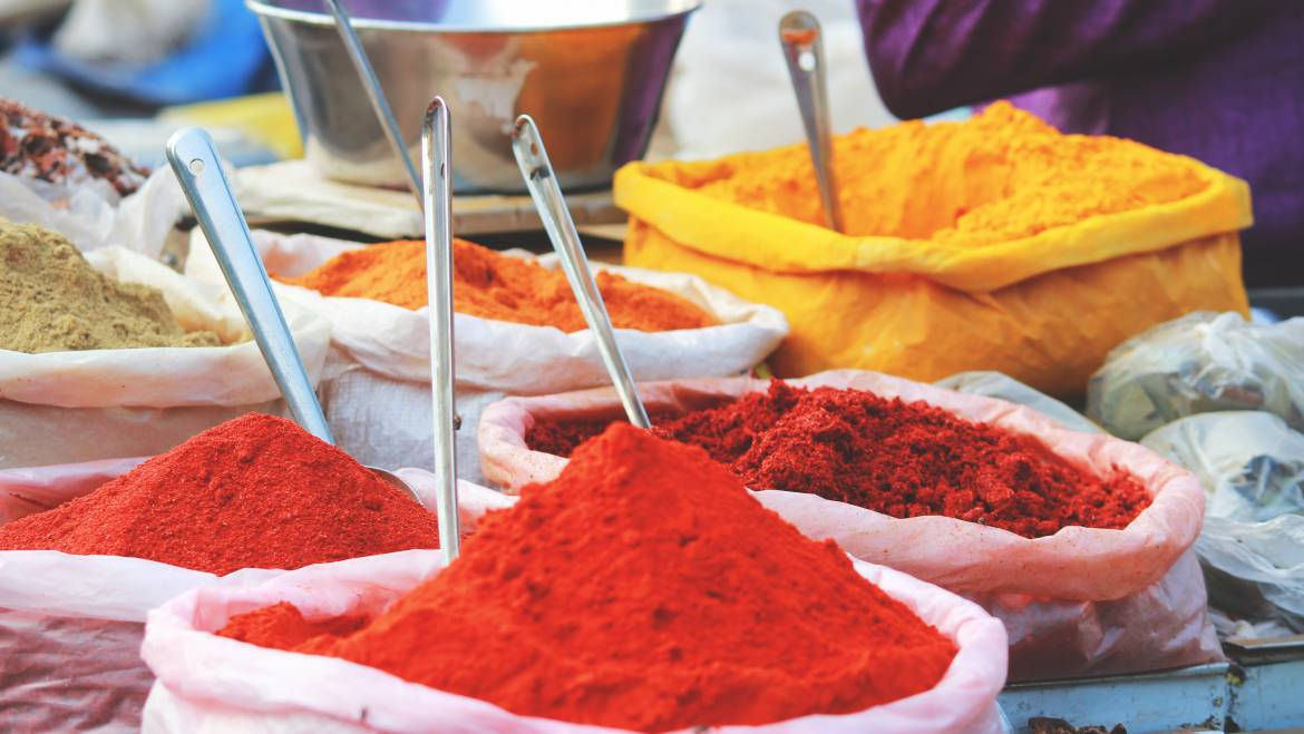 Travel to India: Foods of South India