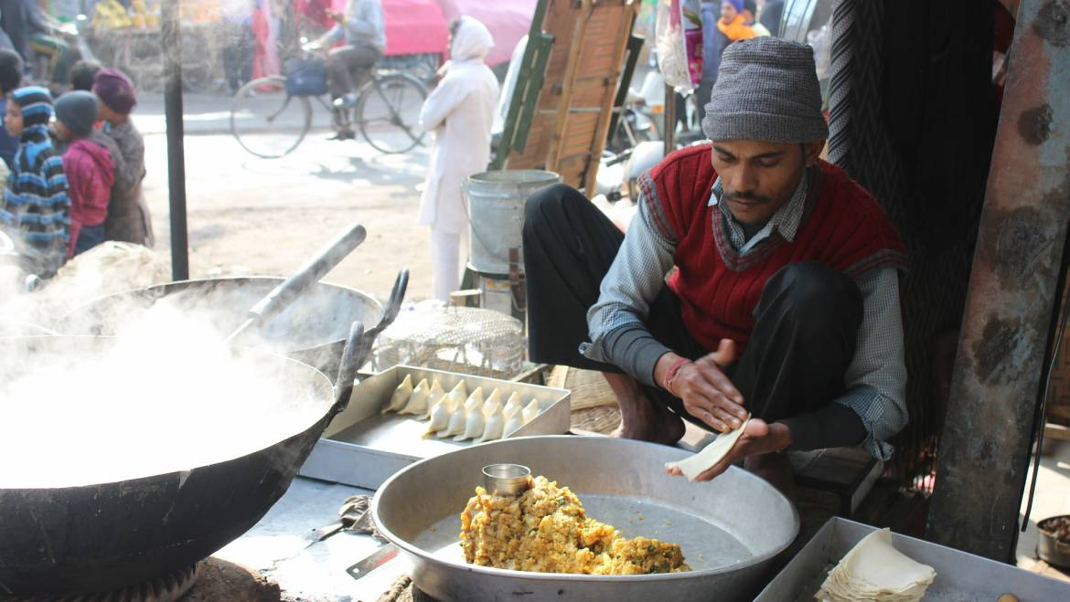Indian Street Food You Have to Try