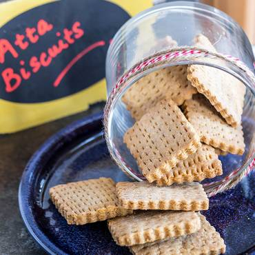 Atta Biscuits