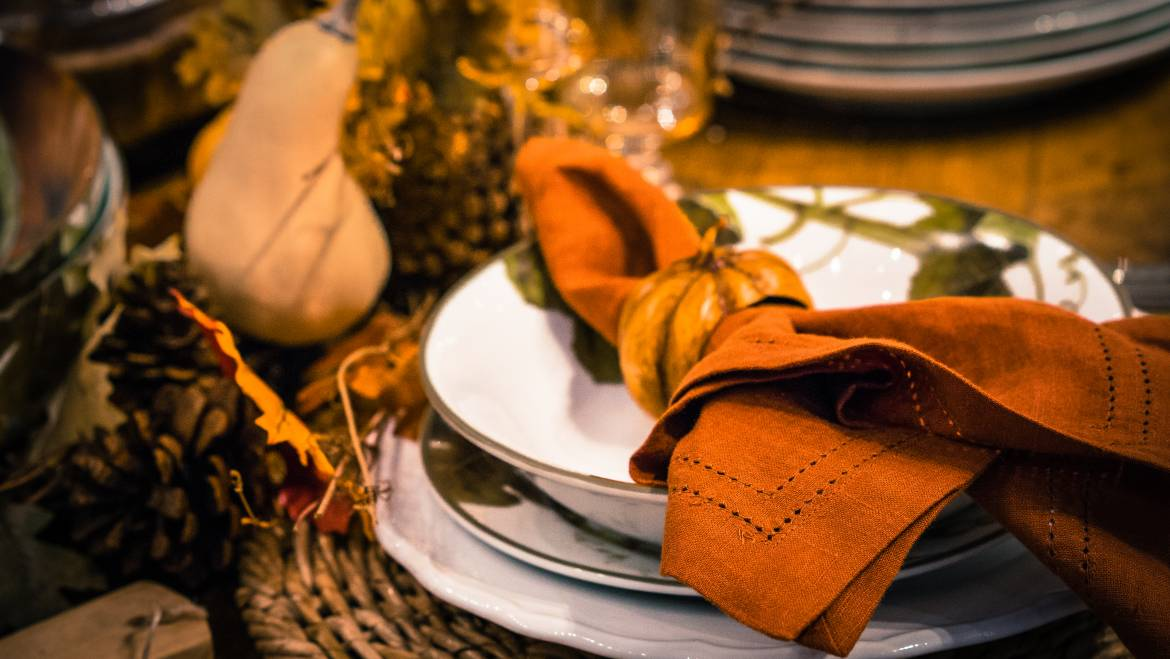 10 Ideas for Your Thanksgiving Table